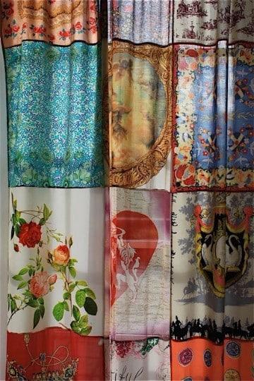 Ideas y manualidades f ciles de como hacer cortinas for Cortinas ya hechas baratas