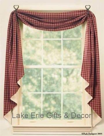 cortinas de tela para cocina comedor