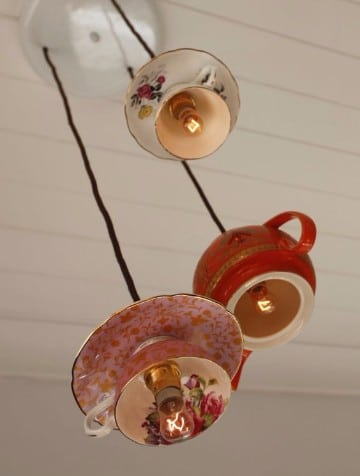 Dise os de lamparas caseras facil y originales - Lamparas caseras originales ...