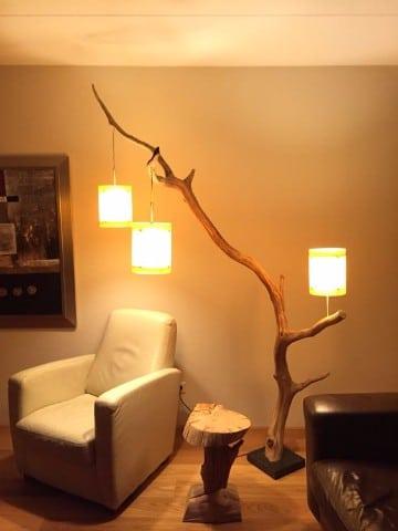 Dise os de lamparas caseras facil y originales - Lamparas para hacer en casa ...