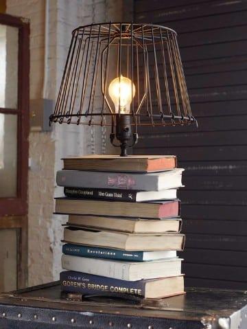 lamparas faciles de hacer en casa sencillas
