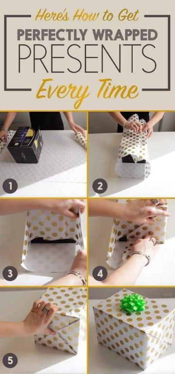 como envolver regalos creativos de cumpleaños