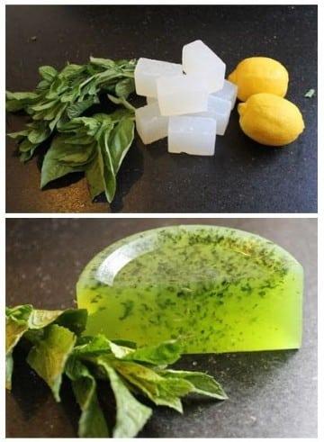 como hacer jabon casero facil ingredientes