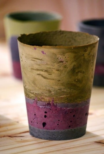 como hacer jarrones decorativos de barro