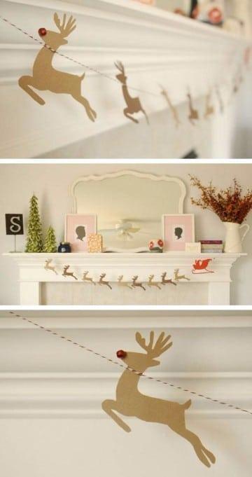 decoracion navideña infantil escuela