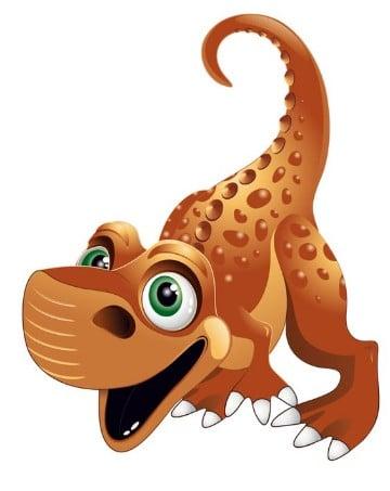 imagenes de dinosaurios infantiles para niños
