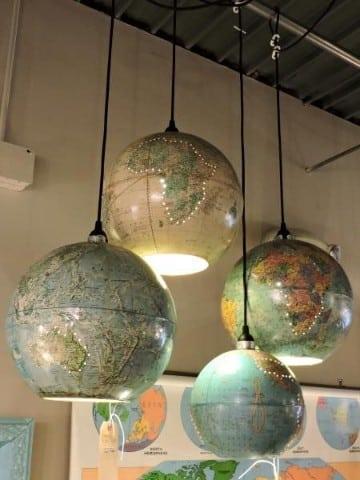 lamparas creativas hechas a mano manualidades