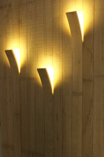 lamparas creativas hechas a mano originales