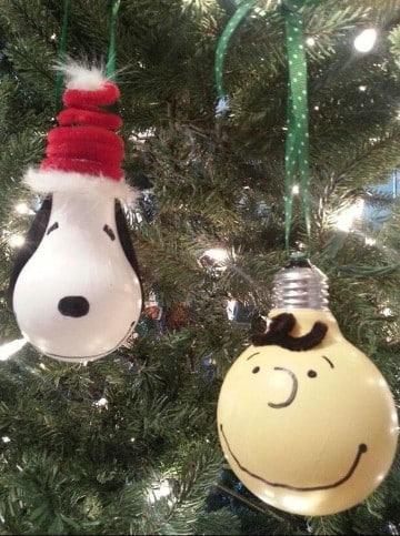 manualidades caseras para navidad reciclados
