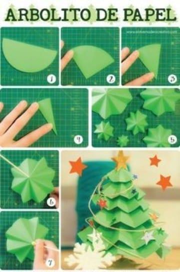 manualidades con papel construccion paso a paso