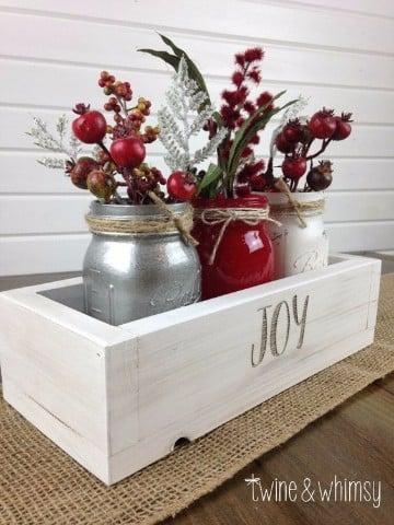 manualidades de adornos navideños caseros