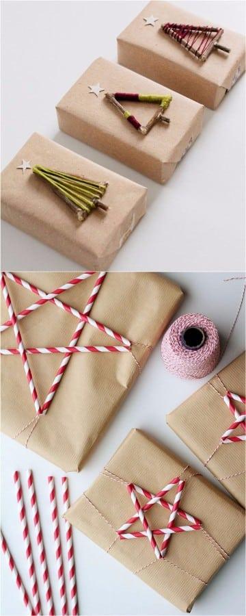 manualidades de adornos navideños para puertas