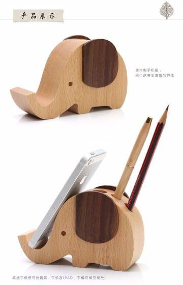 adornos de madera rusticos para muebles