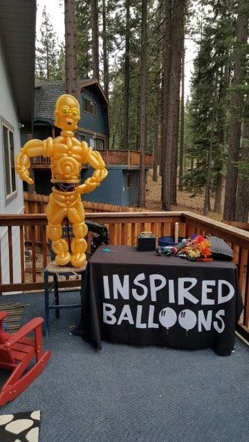 como decorar con globos largos hacer figuras