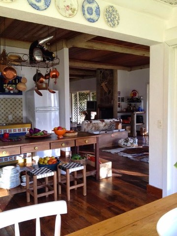 Fotos de como decorar una casa de campo sencillas y rusticas - Como decorar una casa ...