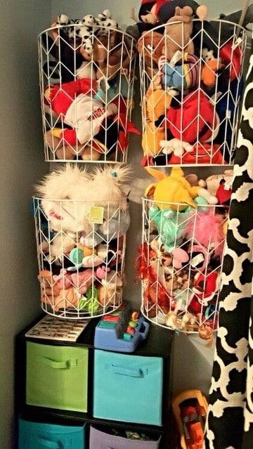 ideas para ordenar juguetes de niños