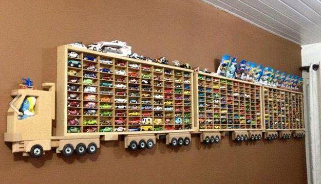 ideas para ordenar juguetes pequeños