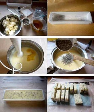 ingredientes para hacer jabon casero