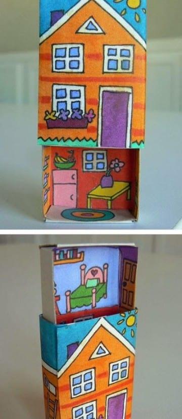 magenes de manualidades para niños reciclaje