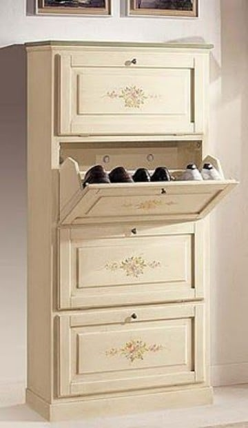 Mueble para ropa facil de hacer for Mueble para zapatos madera