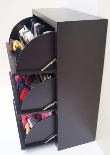 Muebles para zapatos de madera moderno y facil de hacer for Muebles para colocar zapatos