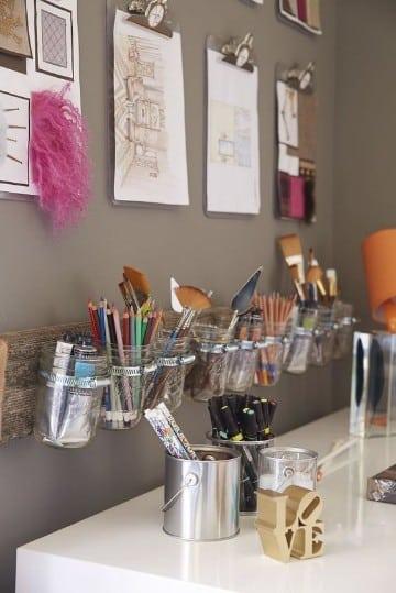 organizador de maquillaje casero manualidades