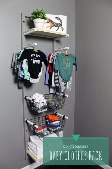 organizador de ropa para bebe recien nacido