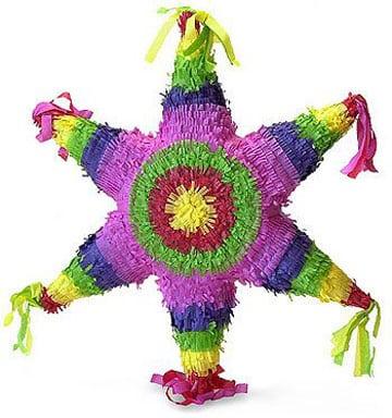como hacer piñatas mexicanas tipica