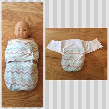 como hacer ropa de bebe recien nacido facil