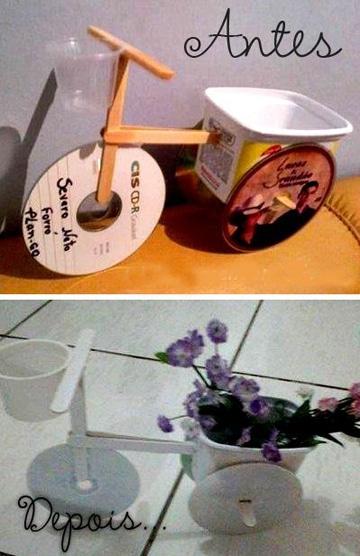 manualidades con cd viejos paso a paso