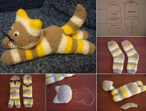 muñecos reciclables faciles de hacer DIY
