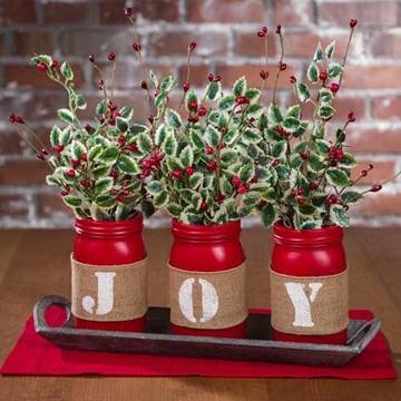 vasos decorativos para plantas con palabras