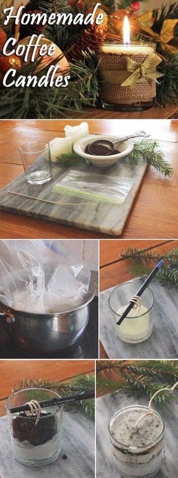Como hacer velas aromaticas caseras decorativas de gel - Como hacer velas en casa ...