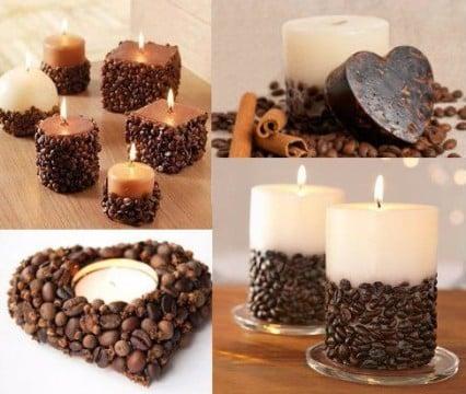 velas aromaticas caseras decorativas