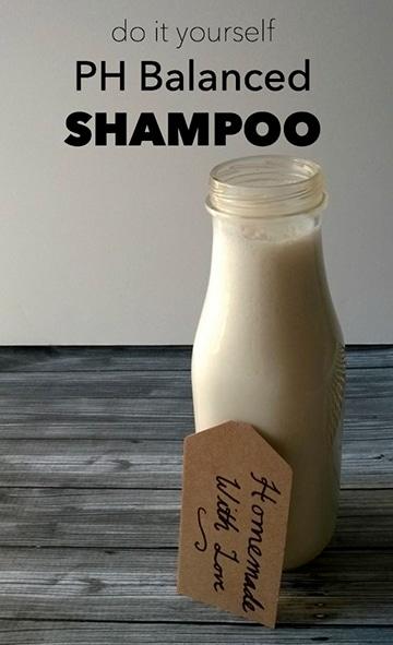 como hacer champu natural casero