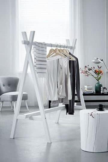 como hacer colgadores de ropa diy