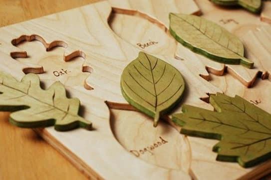 como hacer juguetes de madera paso a paso para bebes
