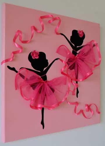 decoracion con cinta de agua para la pared