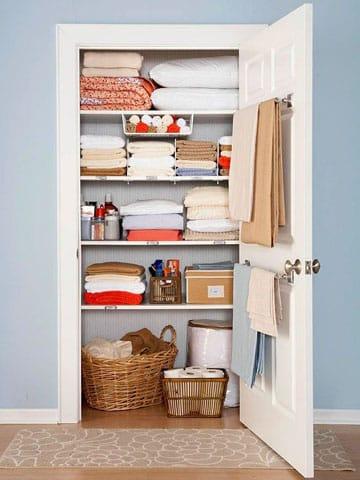 ideas para organizar el closet pequeño