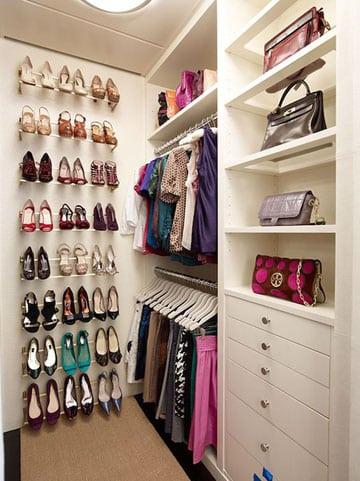Ideas para organizar el closet y acomodar la ropa manualidades para hacer en casa - Organizar ropa interior ...