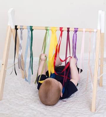 juguetes caseros para bebes de 3 meses