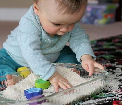 juguetes caseros para bebes de 6 meses