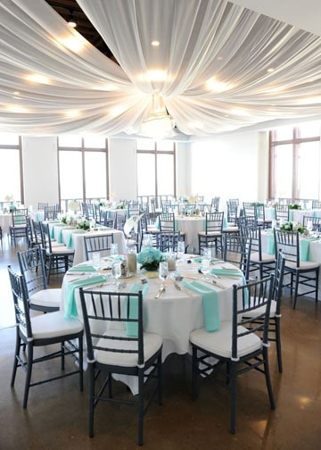 manteles de mesa para boda blancos