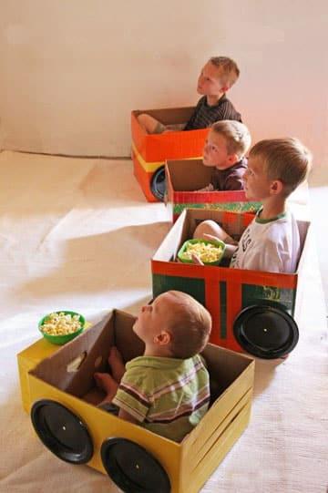 reciclaje para niños de preescolar actividades