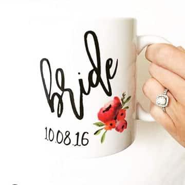 tazas personalizadas para bodas recordatorio
