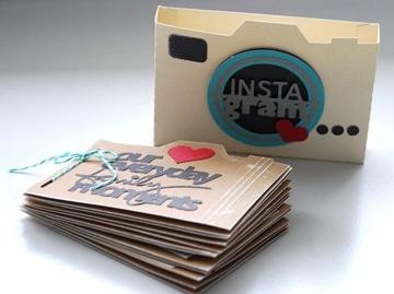 como hacer un album de fotos instagram