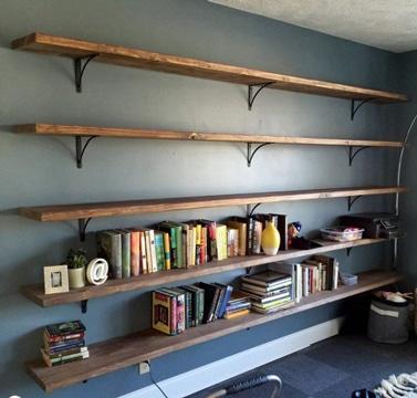4 formas de como hacer una estanteria de madera nica for Como disenar una estanteria