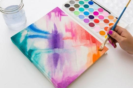 imagenes para forrar cuadernos con pintura