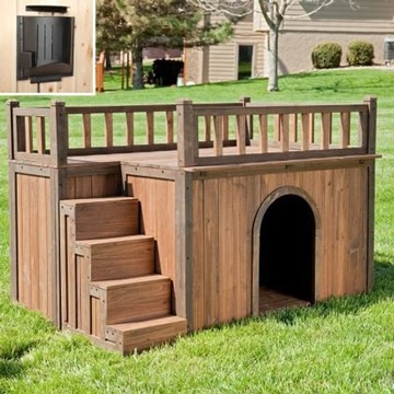 casitas para perros pequeños para jardin