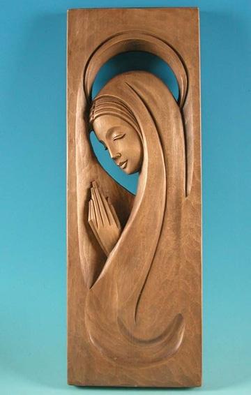 como hacer artesanias en madera tallada